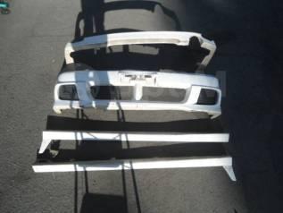 Обвес кузова аэродинамический. Nissan Wingroad, VEY11, VFY11, WFNY11