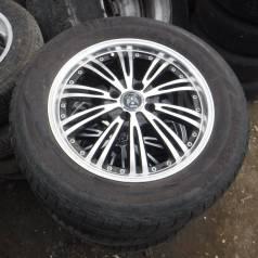 """Литье с резиной Bridgestone 215/60R16. 6.0x16"""" 4x100.00 ET43"""