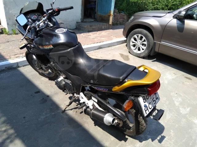 Yamaha TDM. 850куб. см., исправен, птс, с пробегом