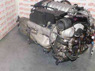 Двигатель в сборе. Toyota: Crown Majesta, Crown, Land Cruiser, Aristo, Celsior, Soarer, Sequoia, 4Runner Двигатели: 1UZFE, 3UZFE, 2UZFE