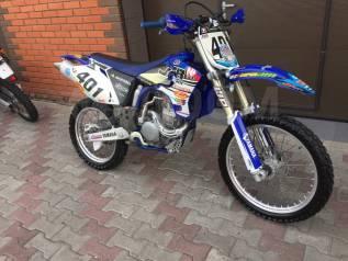 Yamaha WR 400F. 400куб. см., исправен, птс, без пробега