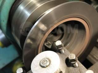Проточка тормозных дисков и барабанов на токарном станке - 500р диск.