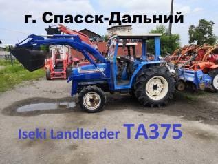 Iseki. landleader TA375 японский трактор г. Спасск-Дальний (видео), 37 л.с. Под заказ