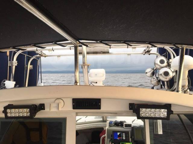 Yamaha FC-24. 2010 год год, длина 7,30м., двигатель подвесной, 225,00л.с., бензин