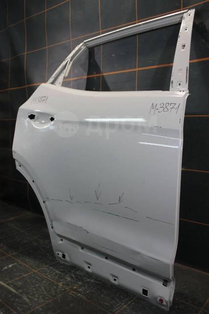 Дверь боковая. Hyundai Santa Fe, DM Двигатели: D4HA, D4HB, G4KE, G4KH