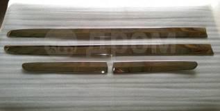 Накладка на дверь. Toyota Land Cruiser Prado, GDJ150L, GDJ150W, GDJ151W, GRJ150L, GRJ150W, GRJ151W, KDJ150L, TRJ12, TRJ120, TRJ120W, TRJ125, TRJ125W...