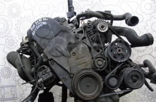 Двигатель в сборе. Audi A4, B6 Двигатель BKE