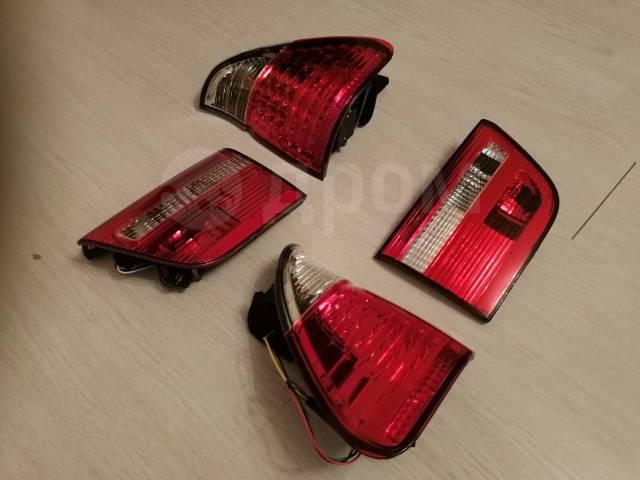 Стоп-сигнал. BMW X5, E53 Двигатели: N62B48, M62B44TU, N62B44, M62B46, M54B30, M57D30, M57D30TU