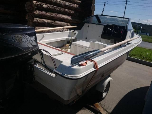 Yamaha Fish 17. 2005 год год, длина 5,50м., двигатель подвесной, 70,00л.с., бензин