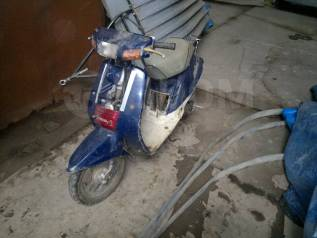 Yamaha. 49куб. см., неисправен, без птс, с пробегом