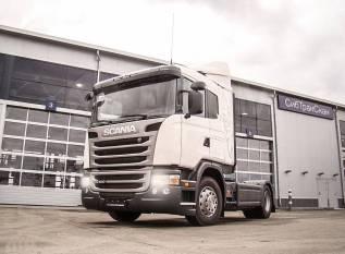 Scania. G400LA4X2HNA, 13 000куб. см., 20 000кг.