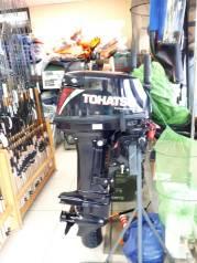 Tohatsu. 18,00л.с., 2-тактный, бензиновый, нога S (381 мм), 2017 год год