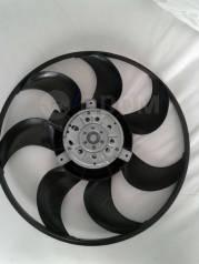 Вентилятор охлаждения радиатора. Renault Sandero