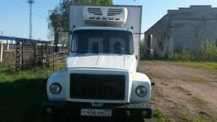ГАЗ 3307. Продам грузовой рефрижератор , 4 180кг.