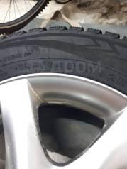 """Продам комплект зимних колес. x15"""" 4x100.00 ET-45"""