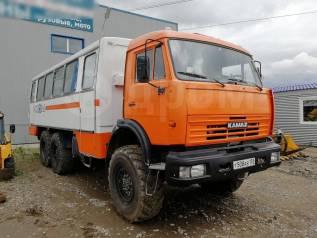 КамАЗ 43118 Сайгак. Продам вахтовый автобус Камаз 6х6, 11 762куб. см.