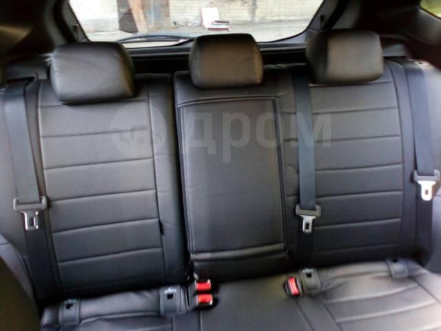 Чехлы. Nissan Qashqai