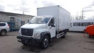 ГАЗ ГАЗон Next. Фургон промтоварный цельнометаллический С41R92, 2 799куб. см., 2 000кг.