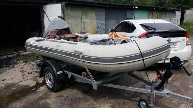 Транс для лодок