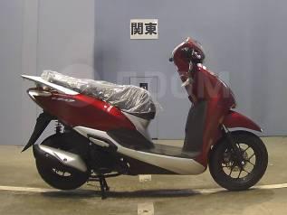 Honda. 125куб. см., исправен, птс, без пробега