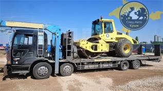 Манипулятор, эвакуатор грузовой и спецтехники, грузоперевозки