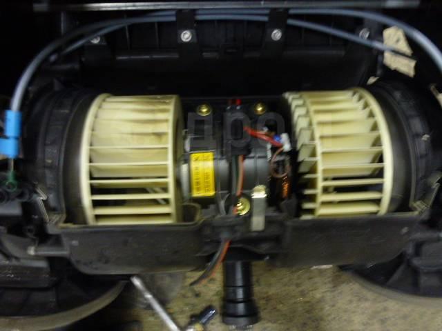 Мотор печки. BMW 5-Series, E39 BMW X5, E53 Двигатели: M47D20, M51D25, M51D25TU, M52B20, M52B25, M52B28, M54B22, M54B25, M54B30, M57D25, M57D30, M62B35...