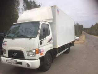 Hyundai HD78. Продается грузовой фургон , 3 933куб. см., 3 000кг.