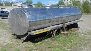 КамАЗ 53215. Автоцистерна пищевая ( молоковоз, водовоз) нержавейка, 2 000куб. см., 10 000кг.