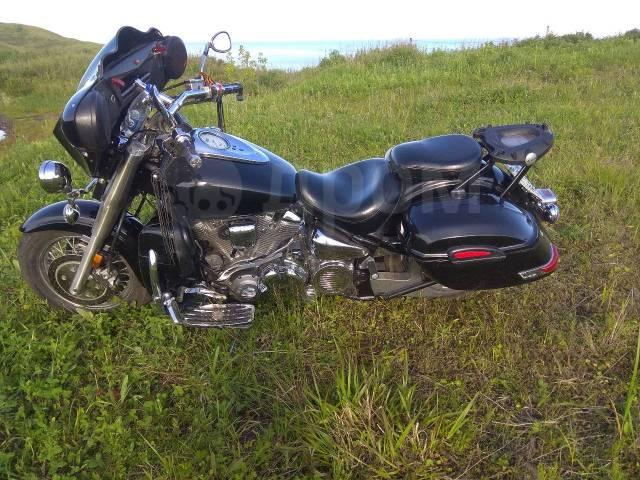 Yamaha Roadstar 1600. 1 600куб. см., исправен, птс, с пробегом