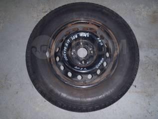 """Запасное колесо 205/70 R15 Michelin. x15"""" 4x114.30 ЦО 64,0мм."""