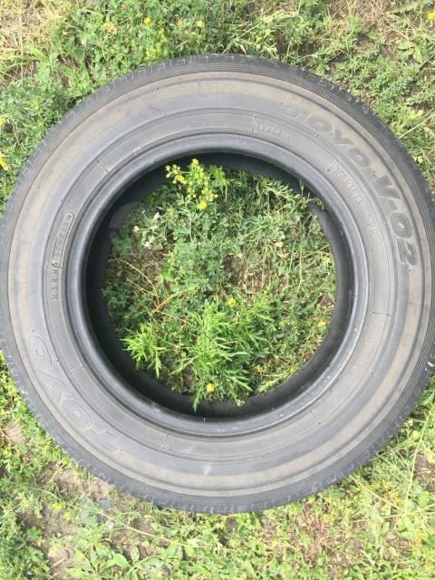 Toyo V-02. Летние, 2011 год, 20%, 4 шт