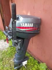 Yamaha. 20,00л.с., 2-тактный, бензиновый, нога L (508 мм), 2003 год год