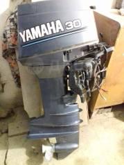 Yamaha. 30,00л.с., 2-тактный, бензиновый, нога L (508 мм), 1999 год год