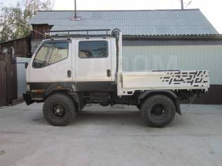 Mitsubishi Fuso Canter. Продается грузовик Mitsubishi Canter, 5 000куб. см., 2 000кг., 4x4