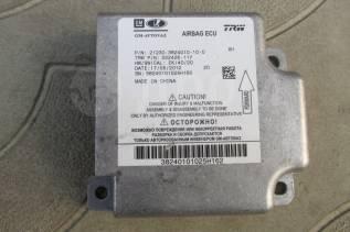 Блок управления airbag. Chevrolet Niva, 21236 Двигатели: Z18XE, BAZ2123