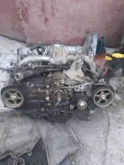 Двигатель в сборе. Subaru Impreza, GF4, GC1, GF1, GC2, GF2 Двигатели: EJ154, EJ15