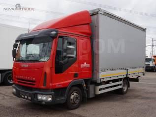 Iveco Eurocargo. Шторный грузовик Iveco EuroCargo, 3 900куб. см., 3 985кг., 4x2