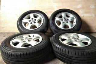 "Michelin Energy Saver Plus 205/65R15 + Литьё Nissan 5x114/3. 6.0x15"" 5x114.30 ET45 ЦО 61,0мм."