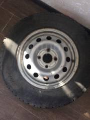 Продам колеса новые R15 ЗИМА. 5x114.30