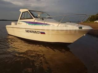 Yamaha SRV-23. 1997 год год, длина 7,20м., двигатель подвесной, 175,00л.с., бензин