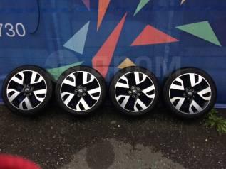 """Комплект колёс Nissan Juke r18. 7.0x18"""" 5x114.30"""