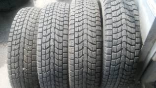Dunlop Grandtrek SJ6. Зимние, 2011 год, 20%, 4 шт
