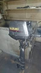 Suzuki. 8,00л.с., 2-тактный, бензиновый, нога L (508 мм)