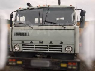 КамАЗ 53212. Камаз седельный тягач