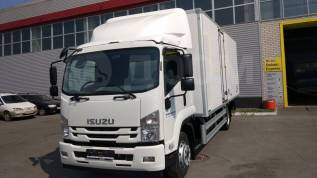 Isuzu FSR. Изотермический фургон, 7 000кг., 4x2