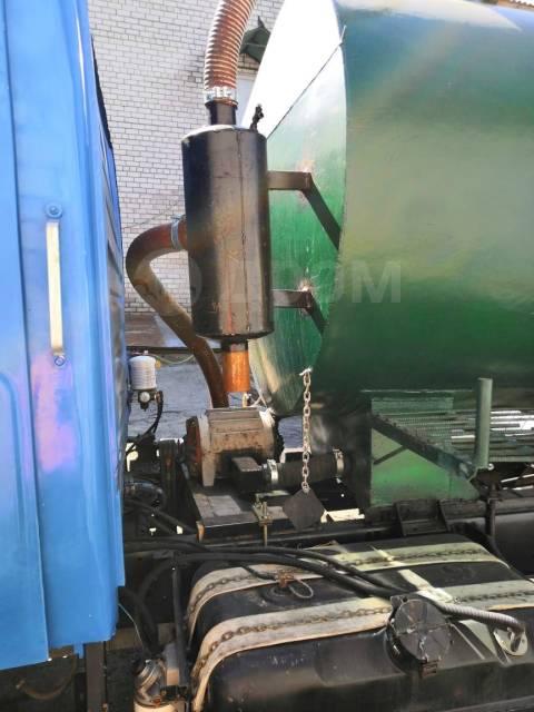 ЗИЛ 433180. Продам ассенизатор зил 41318 емкость 8 куб. м., 11 500куб. см.