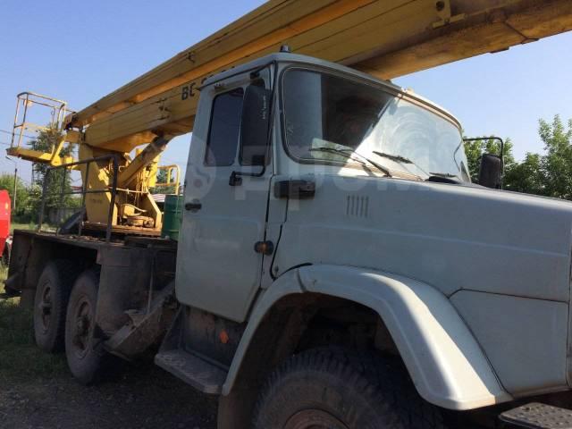 Автовышка АГП ВС-22.04 вездеход 6х6