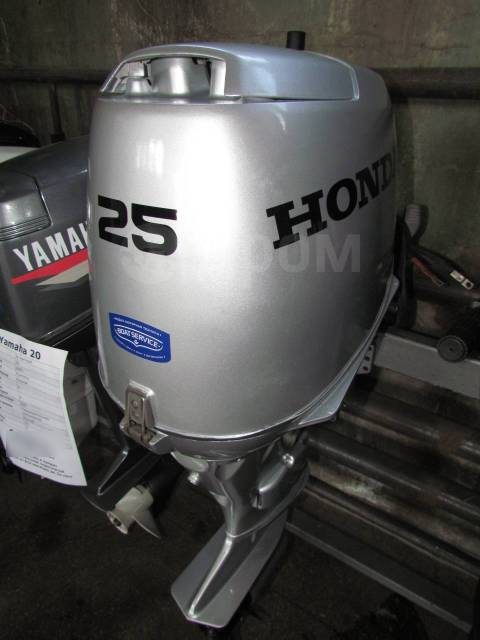 мотор honda bf25