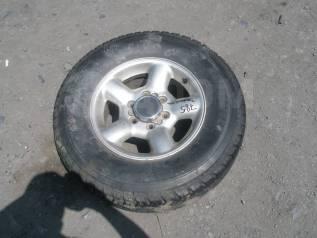 "Запасное колесо Isuzu bighorn 245/70 R16. 7.0x16"" 6x139.70"