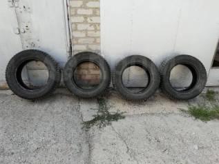 Dunlop. Зимние, шипованные, 2014 год, 30%, 4 шт